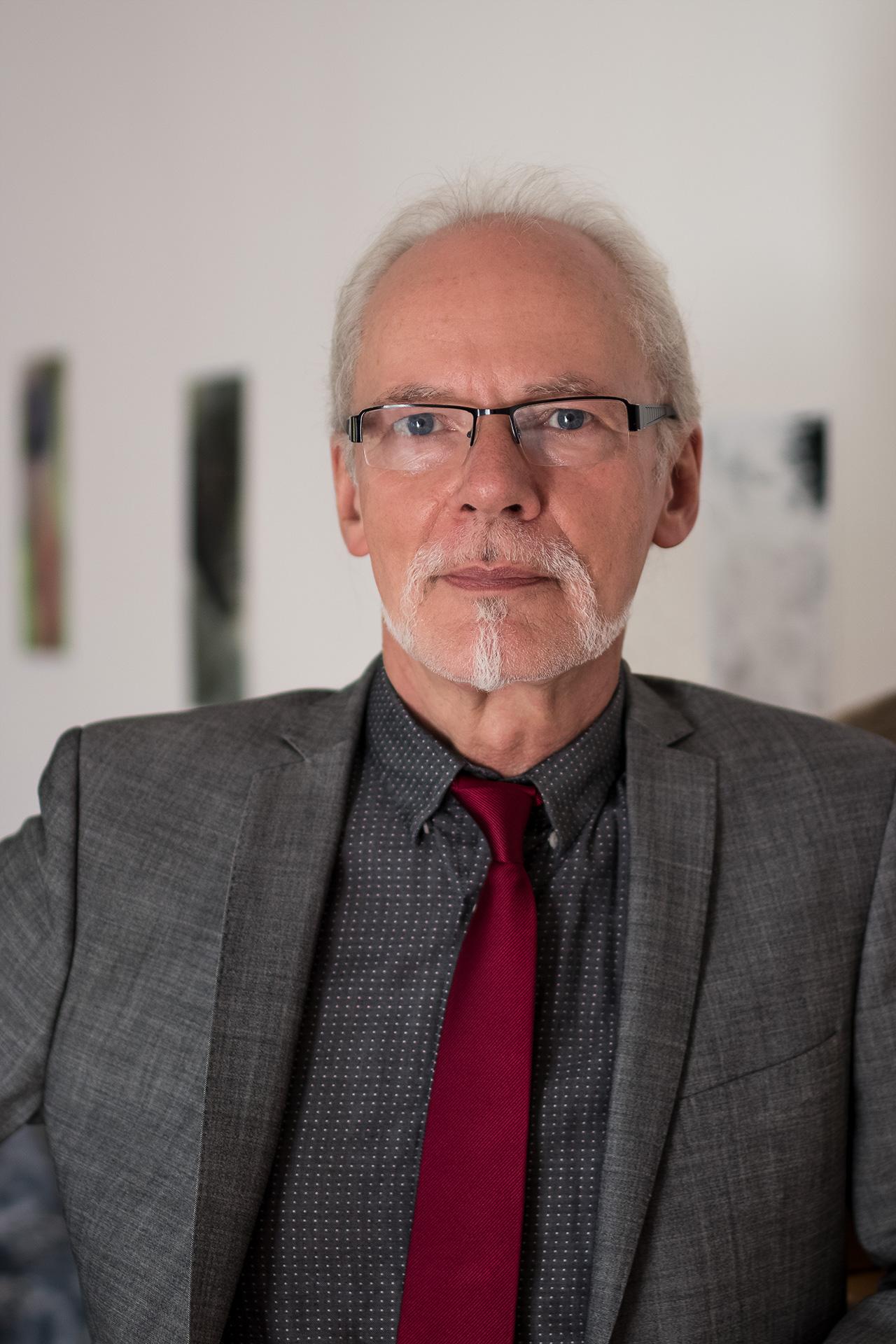 Portrait, J. Pappke