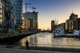 Hamburger Hafen / HafenCity